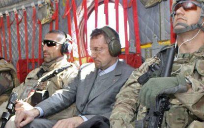 Bernard Bajolet parle de la déroute de l'Occident et de l'Otan en Afghanistan