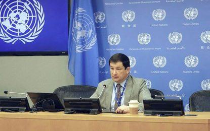 Polyanskiy : Les Tunisiens trouveront la solution qui leur convient