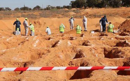 La Turquie instrumentalise les fosses communes en Libye et en Syrie