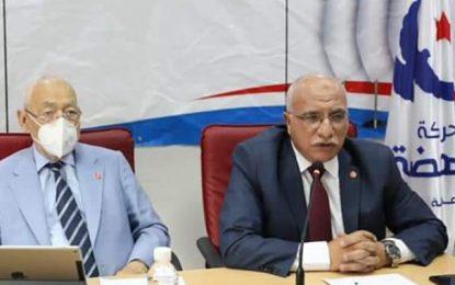 Conseil de la Choura d'Ennahdha : Ghannouchi «reprend la main»
