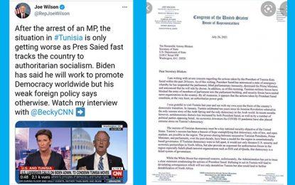 La désertion diplomatique tunisienne à Washington