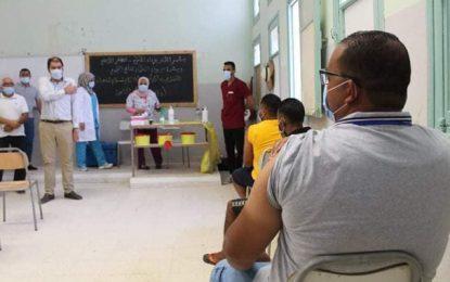 Tunisie – Covid-19 : Nouvelle journée de vaccination massive, le 26 septembre