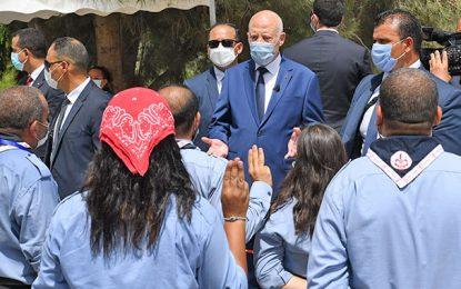 Tunisie : L'impossible pari de Kaïs Saïed