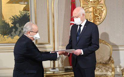 Tunisie : Saïed reçoit une lettre de Tebboune via le ministre algérien des Affaires étrangères