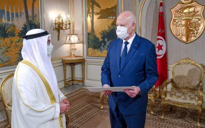 Les Émirats arabes unis soulignent l'importance des décisions de Saïed «pour préserver l'État tunisien et répondre à la volonté du peuple»