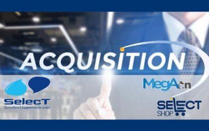 Mega.tn : Une acquisition stratégique pour Select Hardware