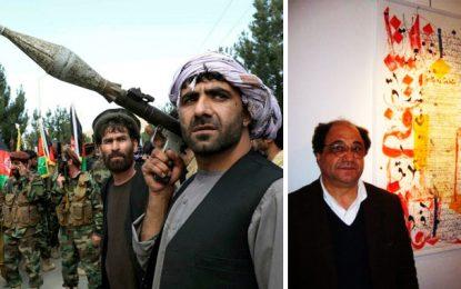 Le coin du poète : »Afghanistan» de Tahar Bekri.
