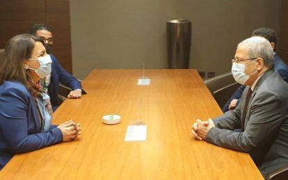 Libye : Othman Jerandi appelle à établir un calendrier précis pour le retrait des mercenaires
