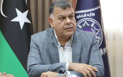 Le ministre de l'Intérieur libyen dément l'existence d'un plan d'infiltration de terroristes en Tunisie