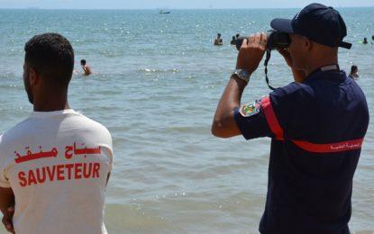 Tunisie : Décès de 4 personnes par noyade en une matinée, la protection civile appelle à la vigilance