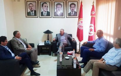 Tunisie : Reçus par Taboubi, des dirigeants de 4 partis expriment leur «profonde préoccupation»