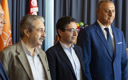 Tunisie : Attayar, Afek Tounes, Ettakatol et Al-Jomhouri unis contre les mesures du président Saïed