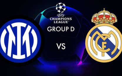Inter Milan – Real Madrid en live streaming : Ligue des champions 2021