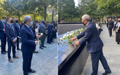 New York : Le ministre des Affaires étrangères Othman Jarandi participe à la  commémoration du 11-Septembre