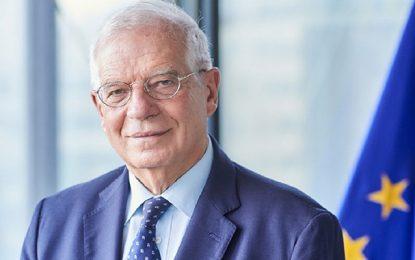 Josep Borrell : «J'arrive en Tunisie pour comprendre la situation dans sa complexité»
