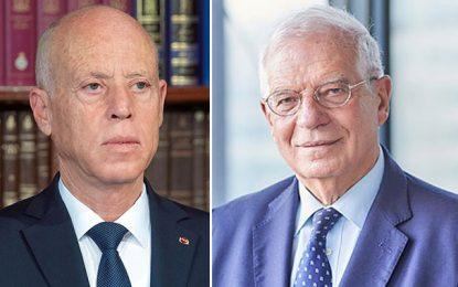 Union européenne : première visite officielle de Josep Borrell en Tunisie