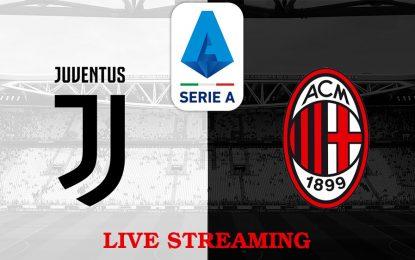 Juventus – AC Milan en live streaming : 19-09-2021