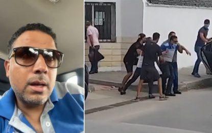 Tunisie : Objet d'un mandat d'amener, Makhlouf arrêté en se rendant au tribunal (Vidéo)