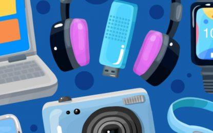 Matériel high tech et domotique à prix bradés sur Tech vip