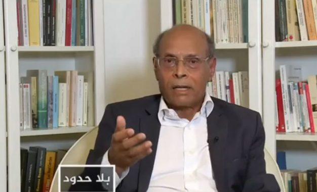 Marzouki sur Al-Jazeera: «Kaïs Saïed doit démissionner ou être démis de ses fonctions»