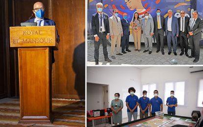 Lancement du Campus Helma à Mahdia