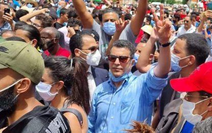 Tunisie : Rahoui appelle à soutenir les décisions du 25 juillet pour poursuivre la révolution inachevée
