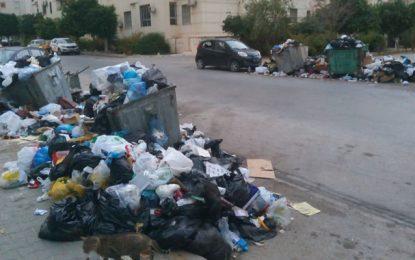 Suspension de la grève des agents de la municipalité de Raoued, après l'intervention du gouverneur de l'Ariana