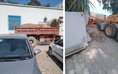 Crime contre le patrimoine à Sidi Bou Saïd, un village pourtant «protégé»