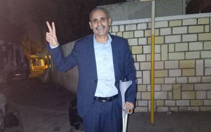 Libéré hier de prison, Tebini précise : «Saïed n'a aucun lien avec mon incarcération»
