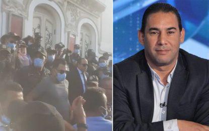 Tunis : Me Trifi dénonce l'agression, par la police, de manifestants qui appelaient à révéler la vérité sur les assassinats politiques