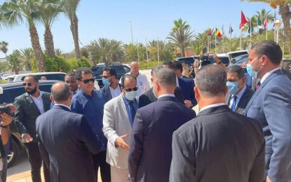 Accord tuniso-libyen sur un protocole sanitaire pour un retour de la circulation entre les deux pays