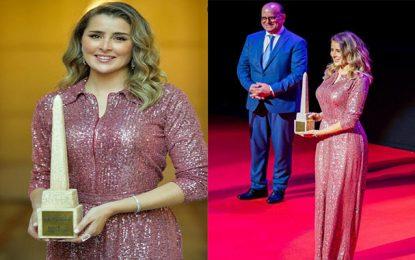 L'actrice tunisienne Aïcha Ben Ahmed rafle deux prix au «Arab Drama Days»