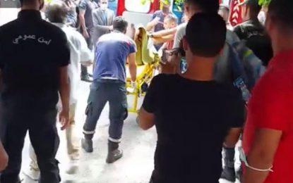 Décès de l'homme qui a mis le feu à son corps à l'Av. Bourguiba à Tunis
