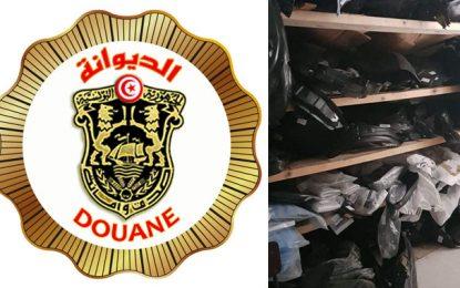 Lutte contre la fraude financière et la contrebande en Tunisie : Saisie de pièces de rechange d'une valeur de 4,5 millions de dinars (Photos)