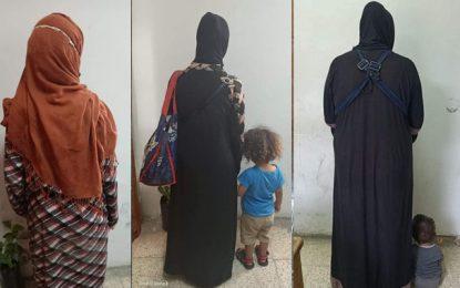 Gafsa : Arrestation de 12 individus exploitant des bébés et des enfants dans la mendicité