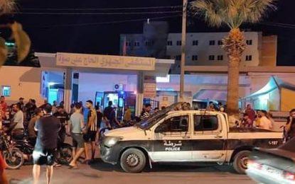 Monastir : Une voiture percute des passants à Ksar Hellal et fait plusieurs blessés