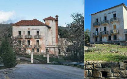 Aïn Draham : Lancement des travaux de réhabilitation de l'hôtel «Les chênes», fondé en 1907 et fermé depuis 2003