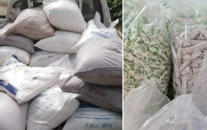 Spéculation-Tunisie : Saisie de 2 tonnes de sucre à Bizerte