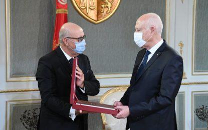 Crise, rapport annuel de la BCT, réformes économiques : Le président Saïed reçoit Marouane El-Abassi