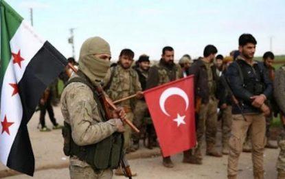 Comment la Turquie cherche à sauver ses supplétifs syriens