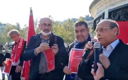 Moncef Marzouki est devenu un vrai danger pour la Tunisie