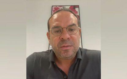 Mehdi Ben Gharbia nie toute implication dans des affaires de corruption et adresse un message à Saïed (Vidéo)