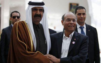 Marzouki : «Al-Jazeera et le prince Al Thani sont les pères du printemps arabe»