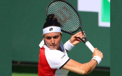 WTA-Courmayeur : Ons Jabeur ne pourra pas participer à la compétition à cause d'une blessure au coude