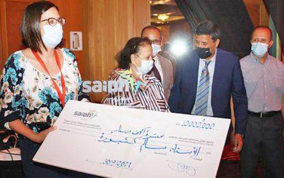 Tunisie : Le 1er Prix Bousnina attribué à l'équipe du Pr. Salem Kachboura