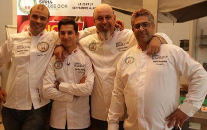 La Tunisie au concours gastronomique Bocuse d'0r grâce à la Sicam