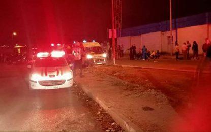 Collision entre deux trains à Megrine Riadh : Le bilan s'alourdit (SNCFT)