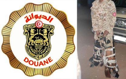 Tunisie : La garde douanière saisit 14 fusils à Ben Guerdane (Photos)