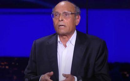 Moncef Marzouki est «fier» d'avoir contribué au report du Sommet de la francophonie à Djerba