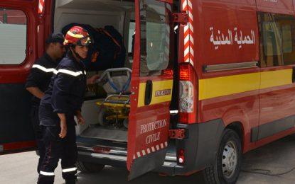 Médenine : Un mort et 5 blessés dans un accident de la route